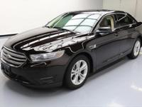 2014 Ford Taurus with 3.5L V6 Engine,Cloth Seats,Power
