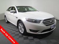 2014  Ford Taurus SEL with a 3.5L Engine. Leather
