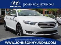 2014 Ford Taurus SEL, Clean CarFax, and One Owner.