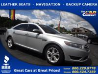 Used 2014 Ford Taurus, DESIRABLE FEATURES: LEATHER