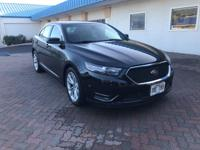 This 2014 Ford Taurus SHO is proudly offered by Big