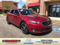 **HARD TO FIND** 2014 Ford Taurus SHO AWD*SUPER CLEAN