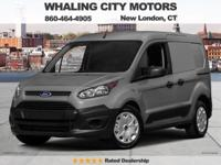 Here it is! Wow! Where do I start?! 2014 Ford Transit
