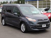 CARFAX One-Owner. Midnight Sky 2014 Ford Transit