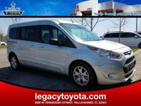 CARFAX One-Owner. Transit Connect XLT, 4D Wagon,
