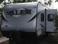 2014 Forest River Salem. Considered to be fully