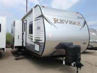 2014 Forest River Shasta Revere 27KS This rear restroom