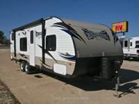 2014 Woodland River Wildwood X-Lite 261BH Trip Trailer
