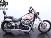2014 FXDWG Dyna Wide Glide The 2014 Harley-Davidson