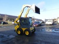 2014 Gehl R220 Rubber Tired Skid Steer Loader ONLY 27