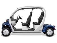 Specialty Vehicles Electric Vehicles. 2014 GEM e4