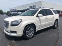 Looking for a clean, well-cared for 2014 GMC Acadia?