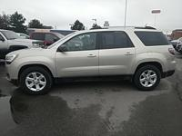 Gold 2014 GMC Acadia SLE-2 AWD 6-Speed Automatic 3.6L