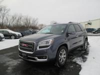 AWD! This 2014 GMC Acadia is clean and very well