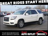 Very clean '14 GMC Acadia! Loaded with heated leather