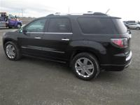 *GM CERTIFIED!*, *ONE OWNER*, and *LOCAL TRADE*. Acadia