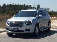 Options:  2014 Gmc Acadia Awd 4Dr Denali Is Offered By