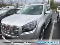 GMC Acadia  Clean CARFAX. CARFAX One-Owner. Odometer is