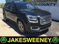 Our 2014 GMC Acadia Denali has aced its 172 Point