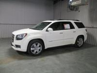 Options:  2014 Gmc Acadia Fwd 4Dr Denali|4-Wheel