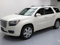 2014 GMC Acadia with 3.6L V6 Engine,7-Passenger