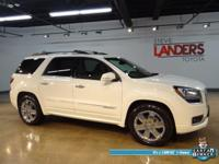 Acadia Denali with Technology Package (Head-Up Display,