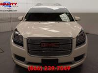 This 2014 GMC Acadia Denali is proudly offered by