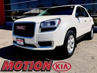 Motion Kia is excited to offer this 2014 GMC Acadia.