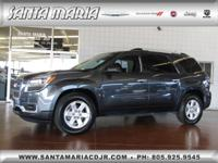 **NEW TIRES**, One Owner, CLEAN CARFAX, Acadia SLE-1,