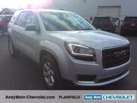 GMC Acadia  Clean CARFAX. CARFAX One-Owner.  **Accident
