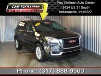 FUEL EFFICIENT 24 MPG Hwy/17 MPG City! Ray Skillman