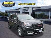 This 2014 GMC Acadia SLE is offered to you for sale by