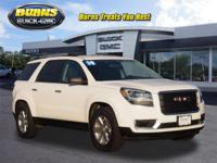 This outstanding example of a 2014 GMC Acadia SLE is