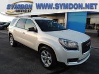 Options:  2014 Gmc Acadia Sle-2|Awd Sle-2 4Dr