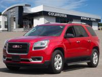 It doesn't get much better than this 2014 GMC Acadia