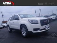 Used GMC Acadia, options include:  Alloy Wheels,  All
