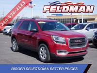 2014 GMC Acadia SLE-1 FWD, Dark Cashmere Cloth,