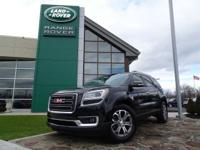 Very nice condition 1-owner 2014 GMC Acadia SLT