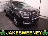 Our 2014 GMC Acadia has aced its 172 Point Inspection