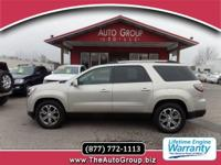 Options:  2014 Gmc Acadia With Accommodating Space And