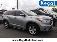 Grey 2014 GMC Acadia SLT-1 AWD 6-Speed Automatic 3.6L