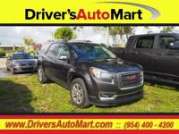 CARFAX One-Owner. Clean CARFAX. Gray 2014 GMC Acadia