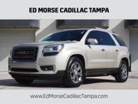 New Price! CARFAX One-Owner. 2014 GMC Acadia SLT-1
