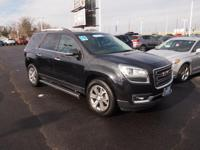 2014 GMC Acadia SLT-1 Carbon Black Metallic Certified