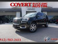 Drive home today in this 2014 GMC Acadia SLT sport