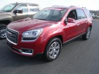 This 2014 GMC Acadia SLT is offered to you for sale by