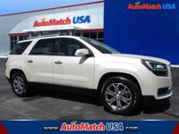 Scores 24 Highway MPG and 17 City MPG! This GMC Acadia