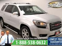 Recent Arrival!2014 GMC Acadia, Silver, Completely