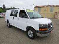 Exterior Color: summit white, Body: Cargo Van, Engine: