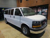 Exterior Color: summit white, Body: Passenger Van,